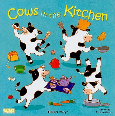 Cows in the Kitchen By Anderson, Airlie (ILT)